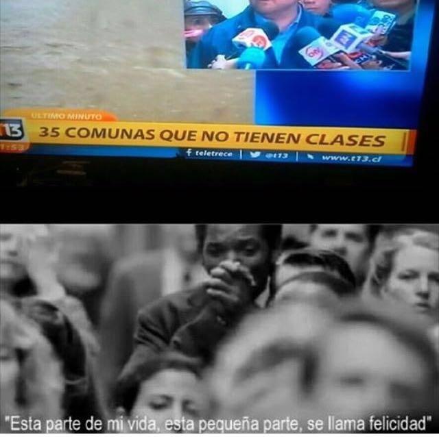 solo los santiaguinos entenderán - meme