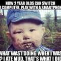 I was a happy los kid