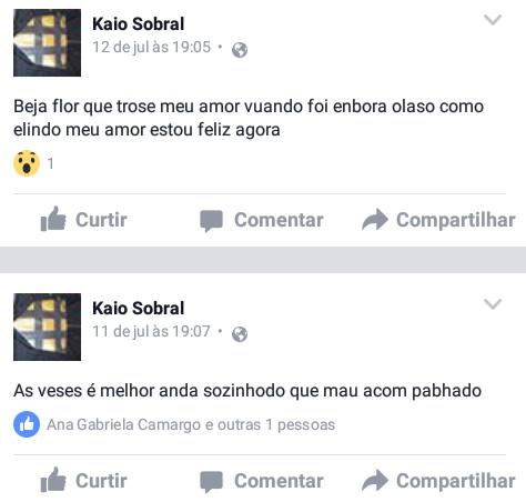 E o português ta como? Cavalu - meme