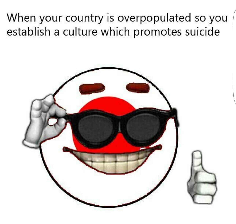 Suicide is badass - meme