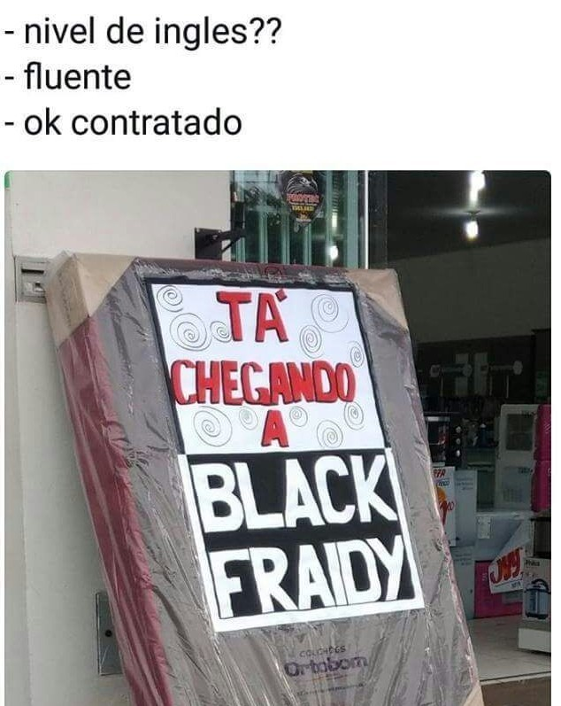 Black Fraude - meme
