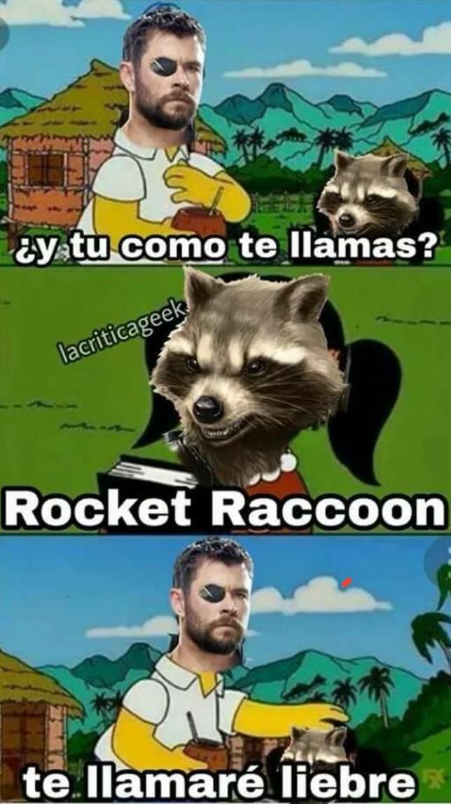 Este Thor xD - meme
