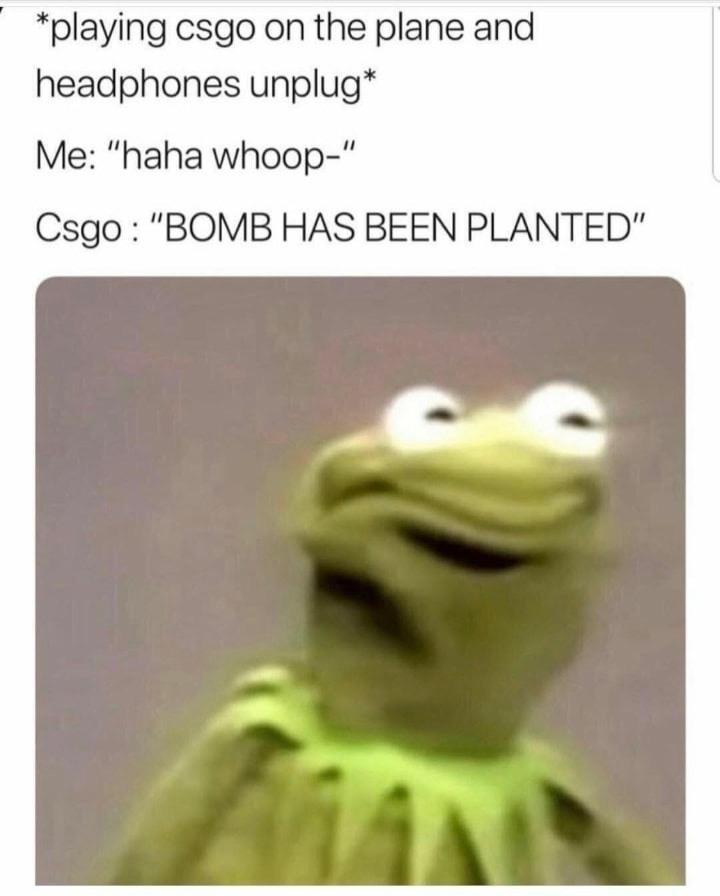 oof :/ - meme