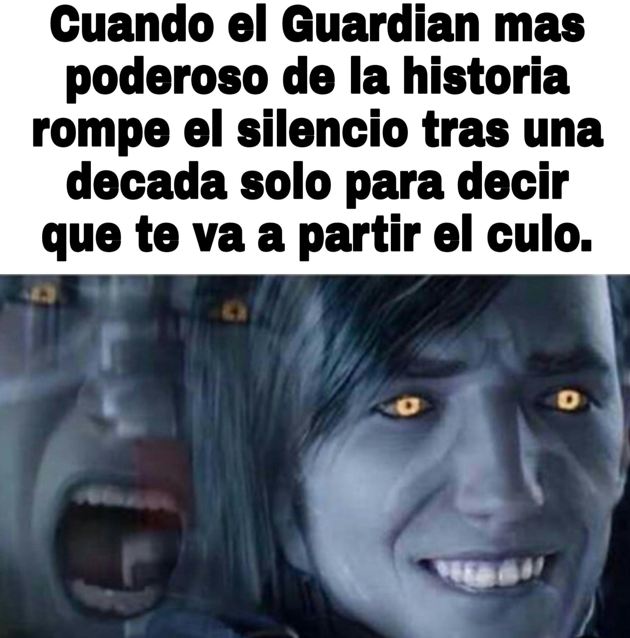 Solo los que jugaron Destiny 2 Forsaken entenderan - meme