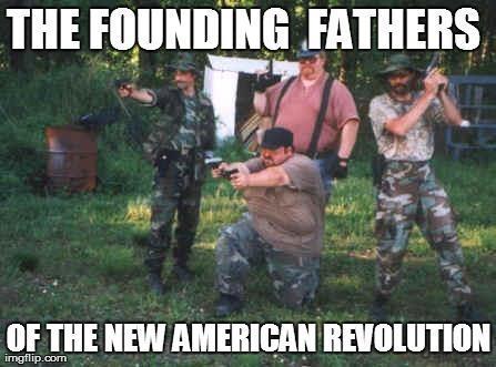 american revolution - meme