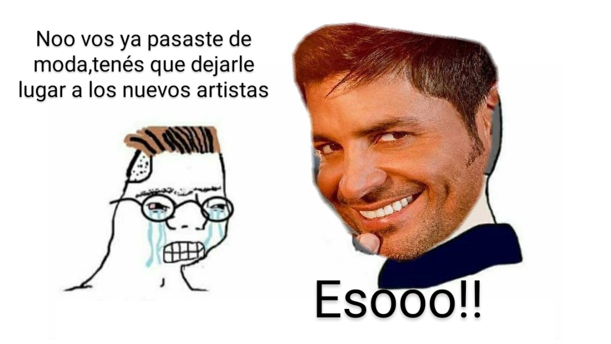 Chayanne the best - meme