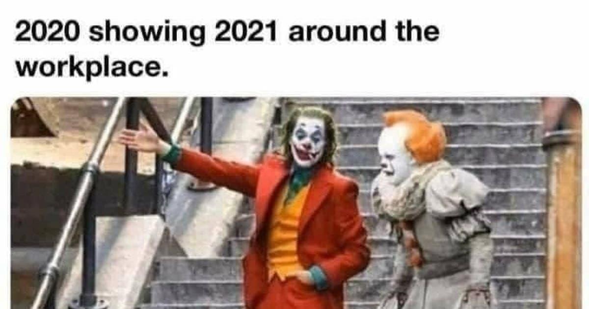 2020 to 2021 - meme