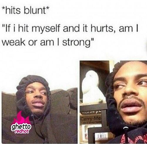 Weak or nah - meme