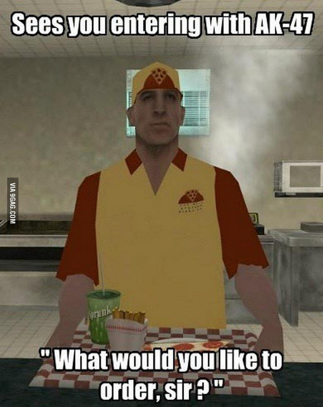 Good guy Rockstar - meme