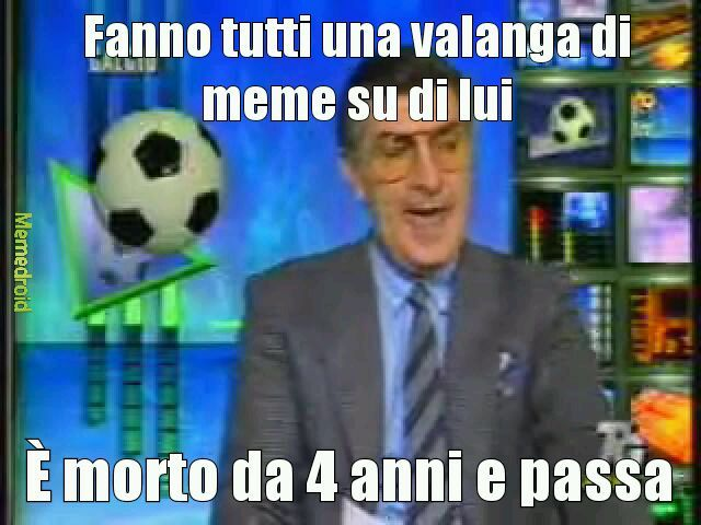 Germano necrofilosconi - meme