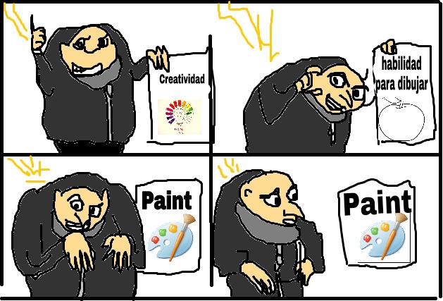 Paint - meme