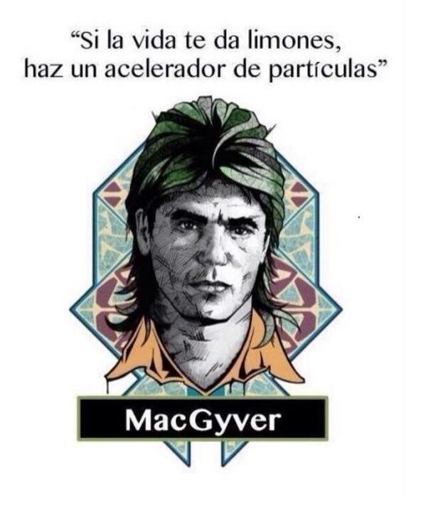 Macgyver - meme