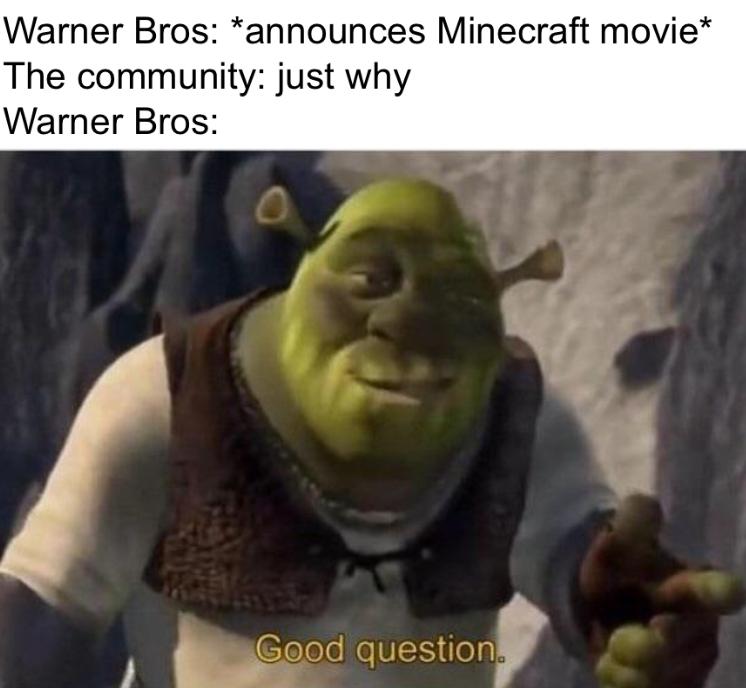 Shrek, tell us da facts - meme
