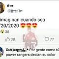 Power ranger diversidad
