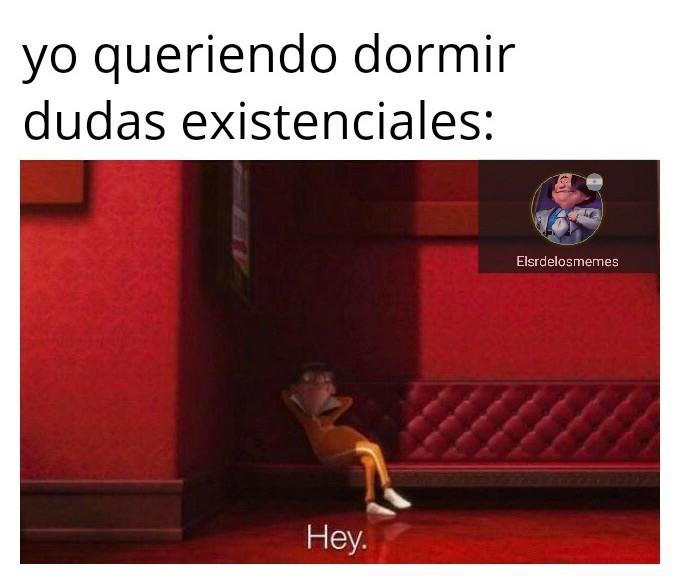 Hey - meme