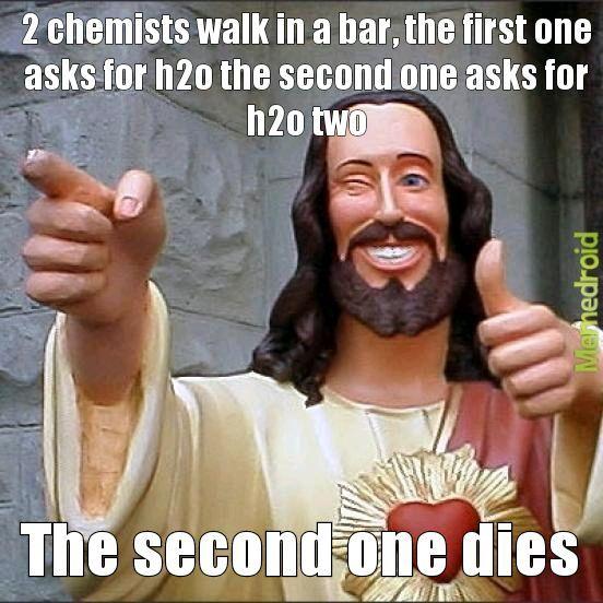 A bar - meme