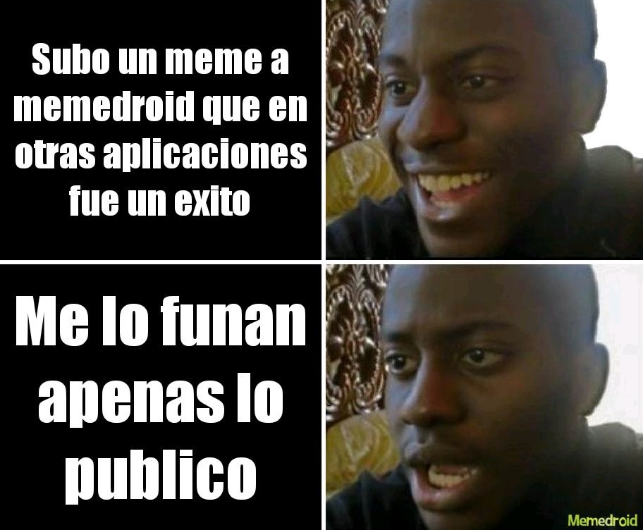 Somos especiales ;) - meme