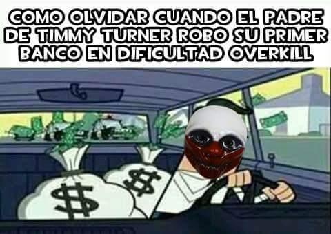 Payday :3 - meme
