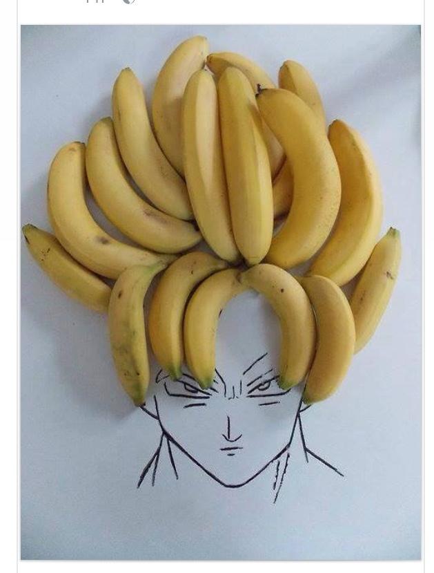 la evolución de bananas - meme