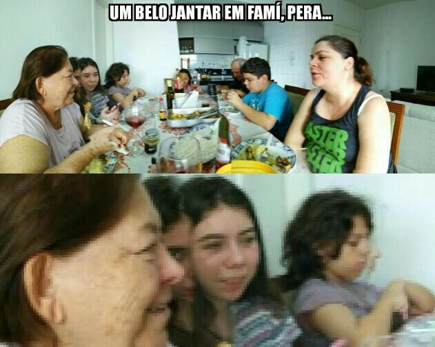 FAMÍLIA - meme