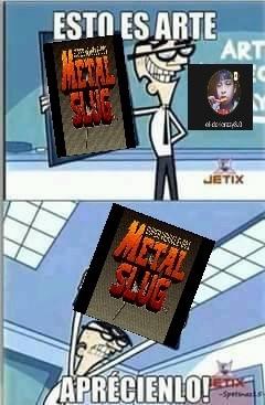 metal slug <3 - meme