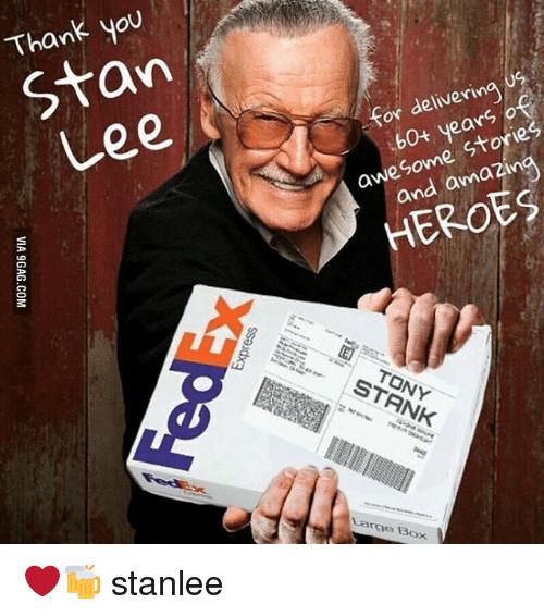 Thanks Hero - meme