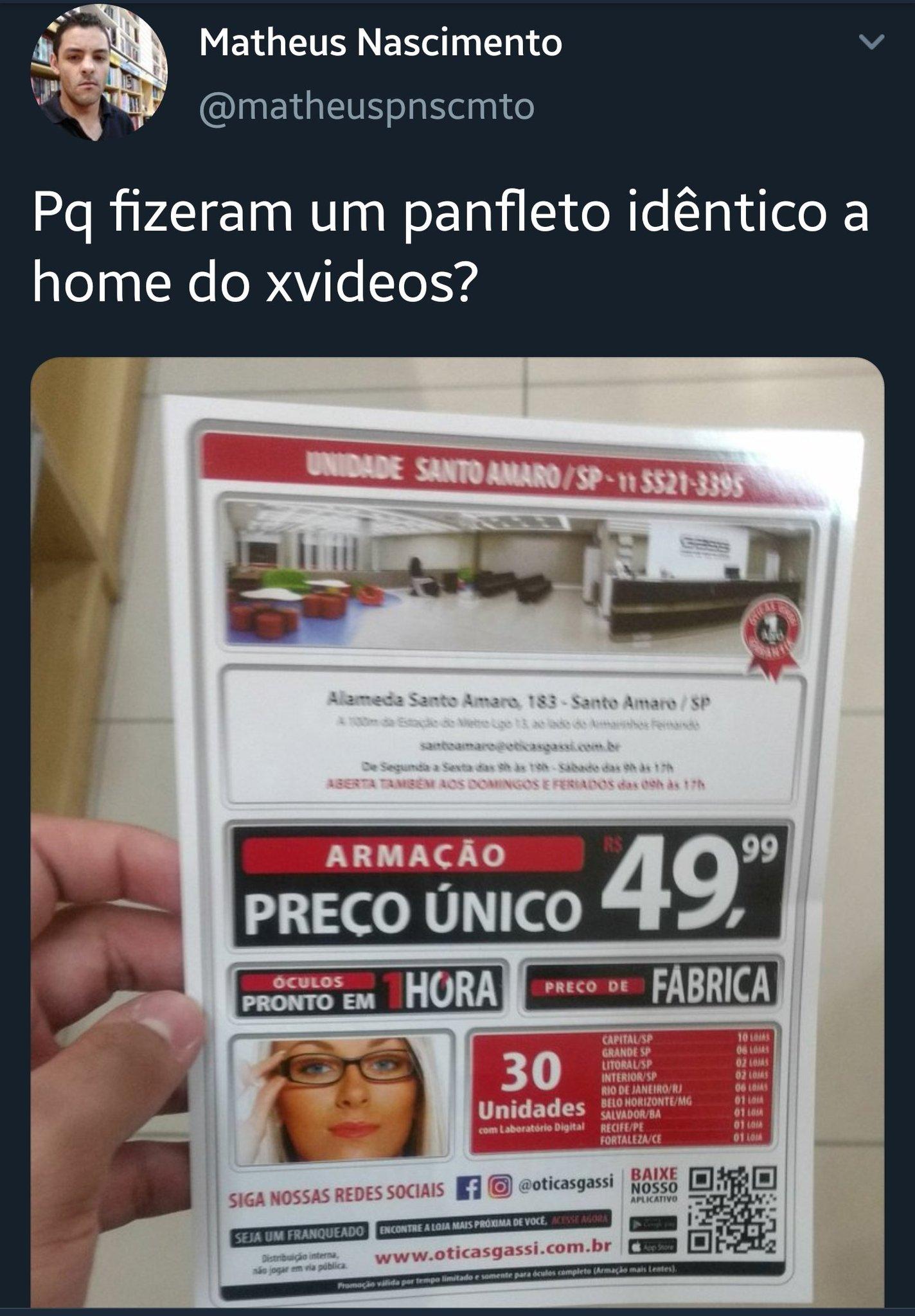 Brasileiro já nasce formado em marketing - meme