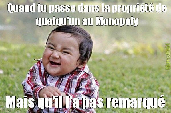 Monopoly - meme