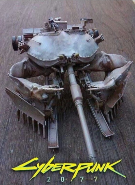 anyone heard of the great crab war? - meme