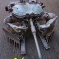 anyone heard of the great crab war?