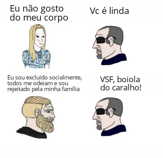 Crítica social - meme