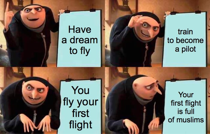 Rest in peace, Gru. Cause of death: he went boom - meme