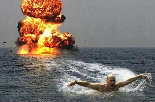 Dia de folga do Putin - meme