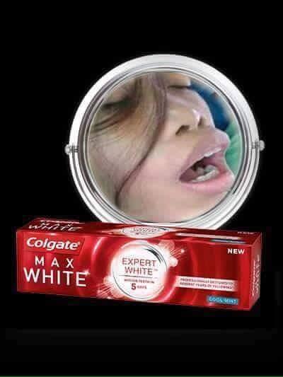 colgate dente de pato - meme