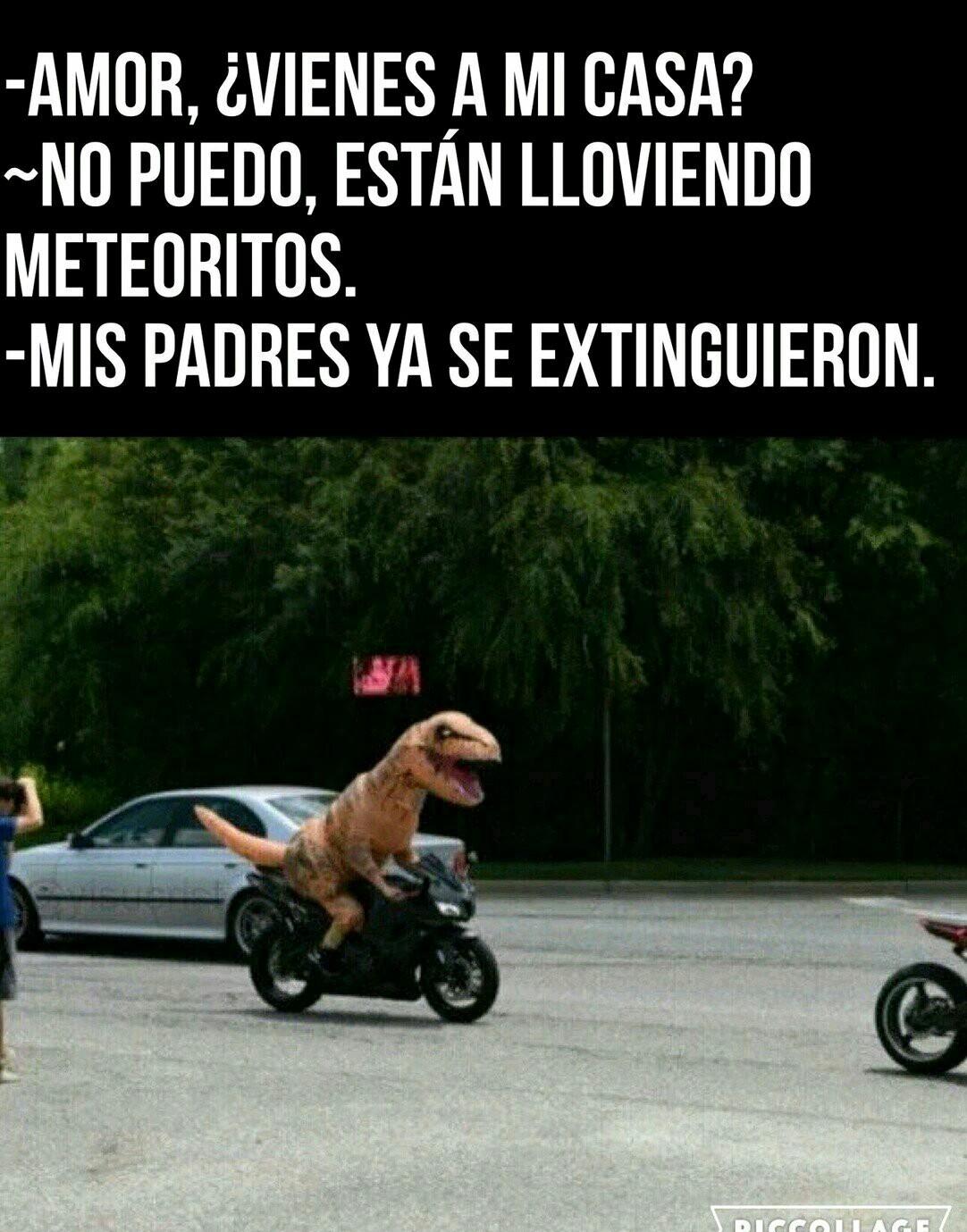 Este T-rex... - meme