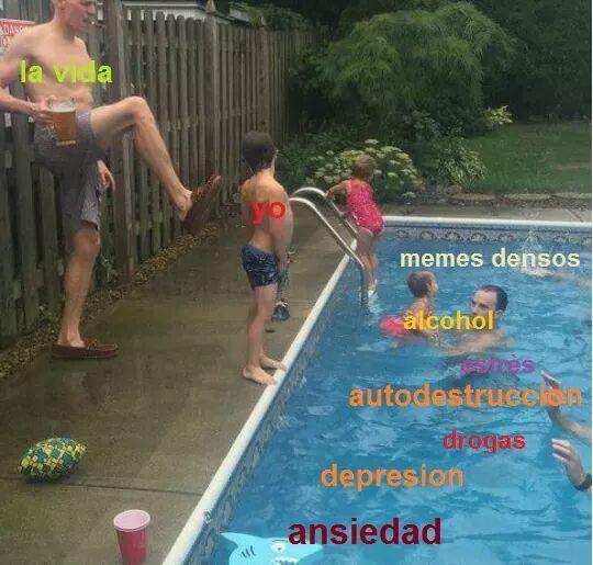 Todo mal - meme