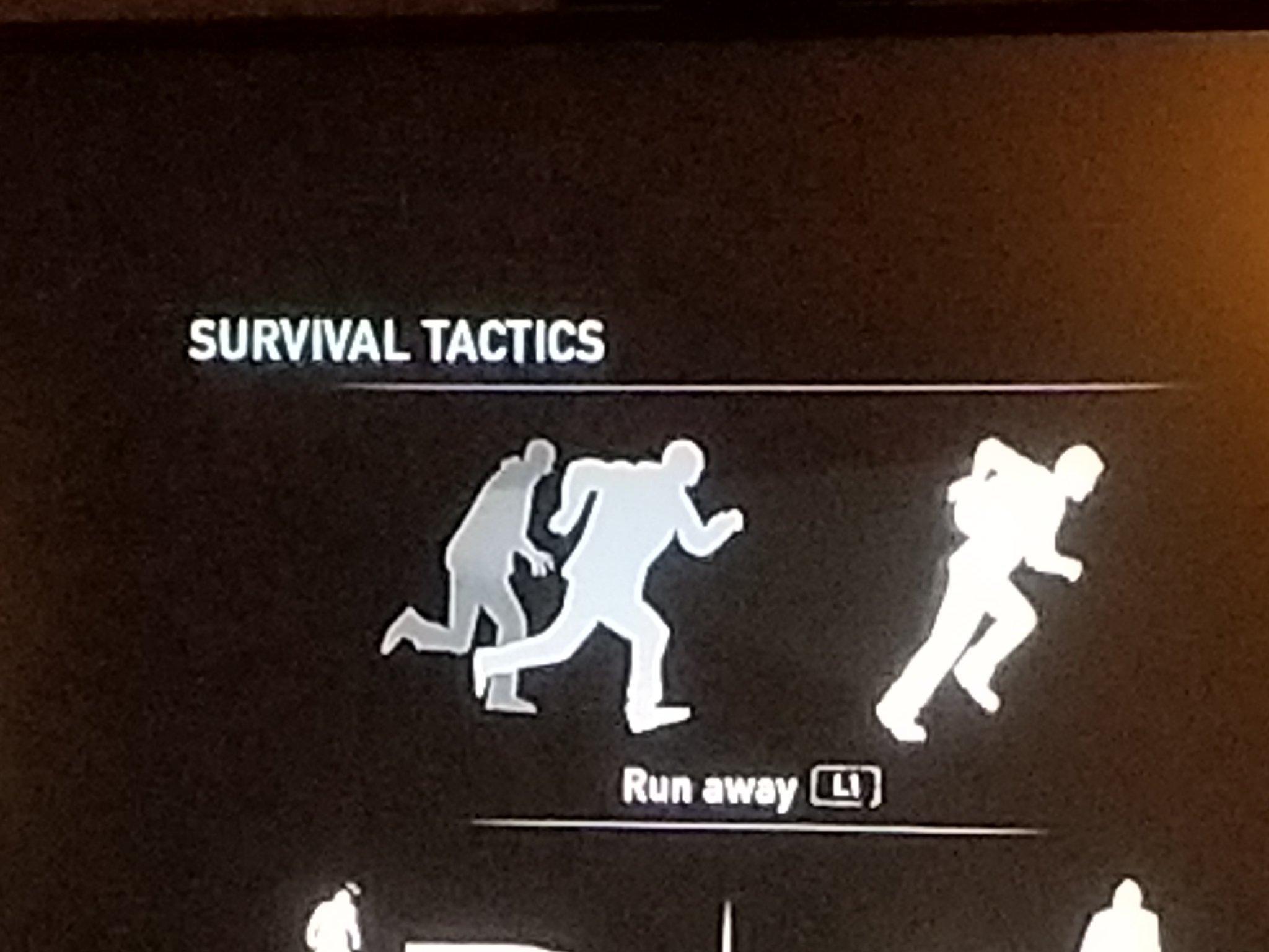 Survival. - meme