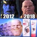 Descobrimos o segredo do Thanos!!!!!