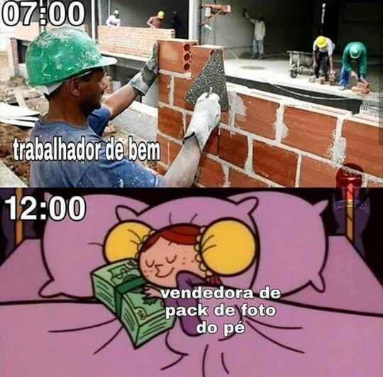 Pezinho :sweet: - meme