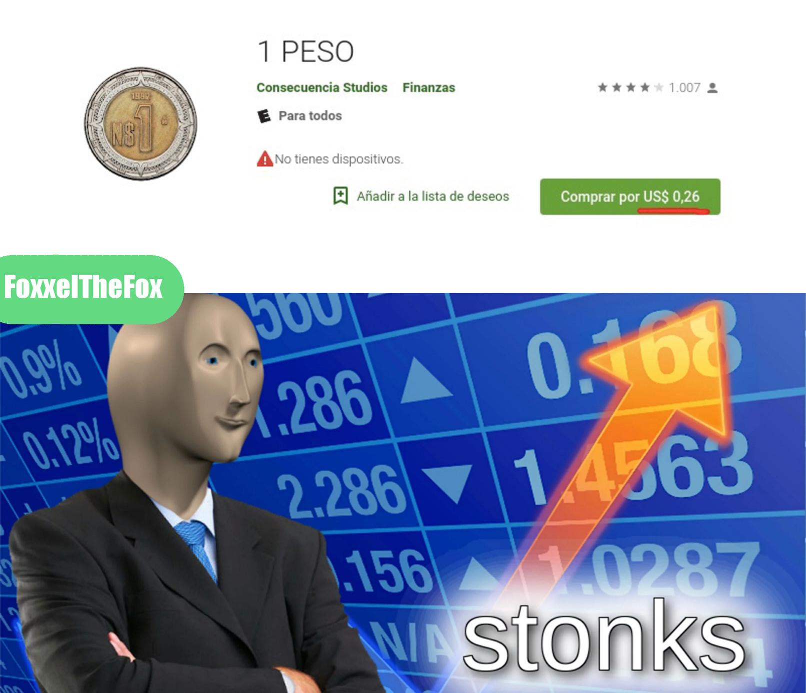 Buena Inversión - meme