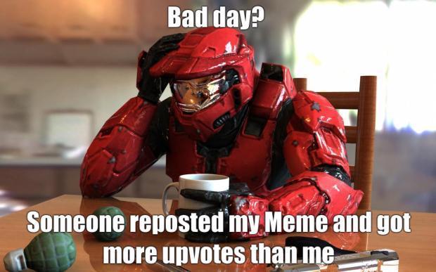 Bad day? - meme