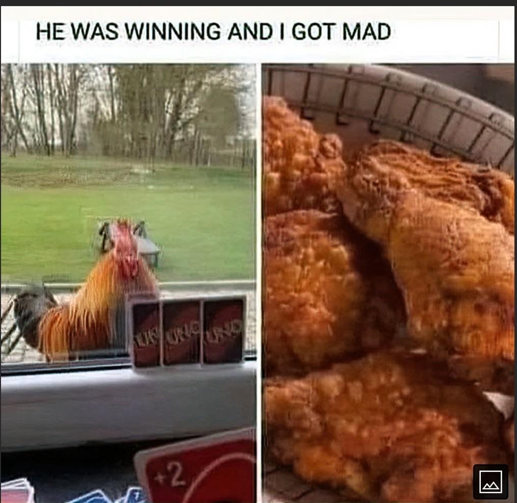 Can't beat them then eat them - meme