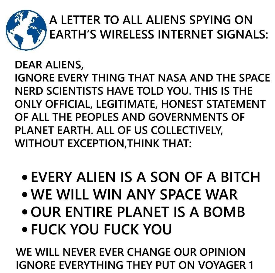 dongs in a letter - meme