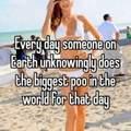 I wonder if I ever did