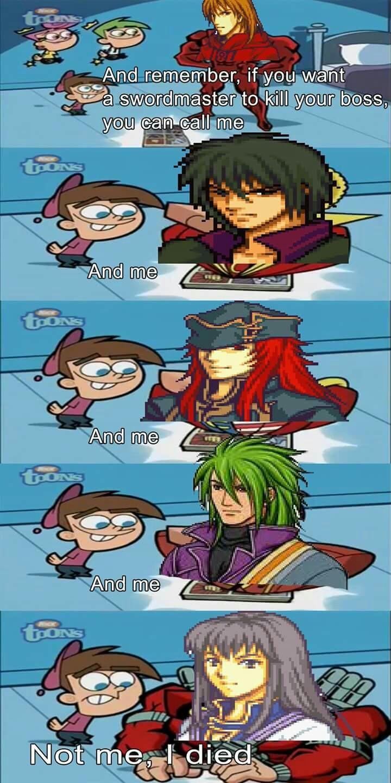 Fire emblem - meme