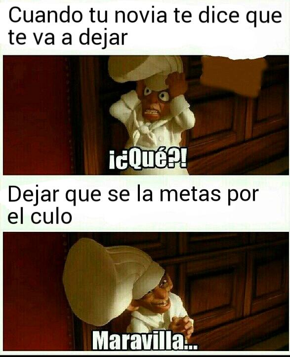 Qué maravilla (͡° ͜ʖ ͡°) - meme