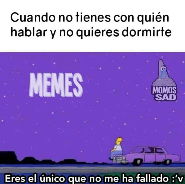 Algo más sad - meme
