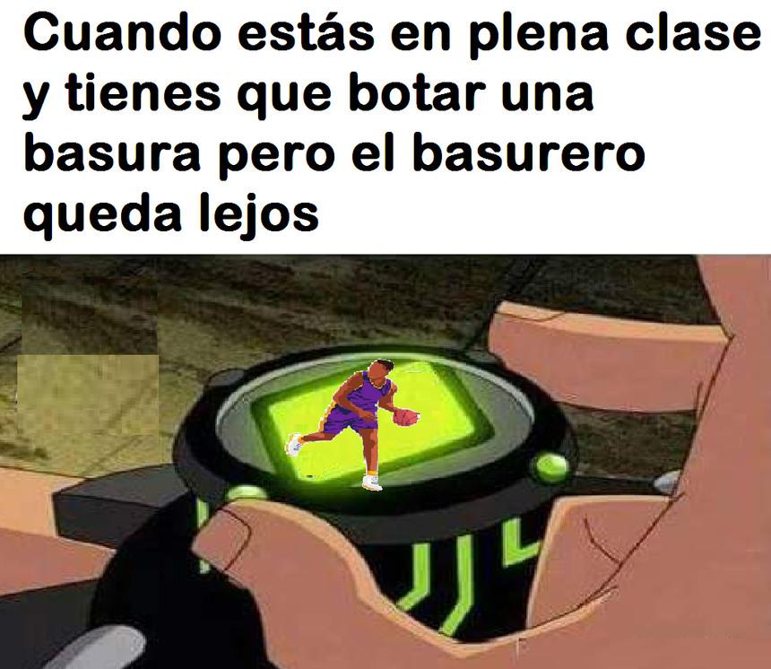 Lanzamiento - meme