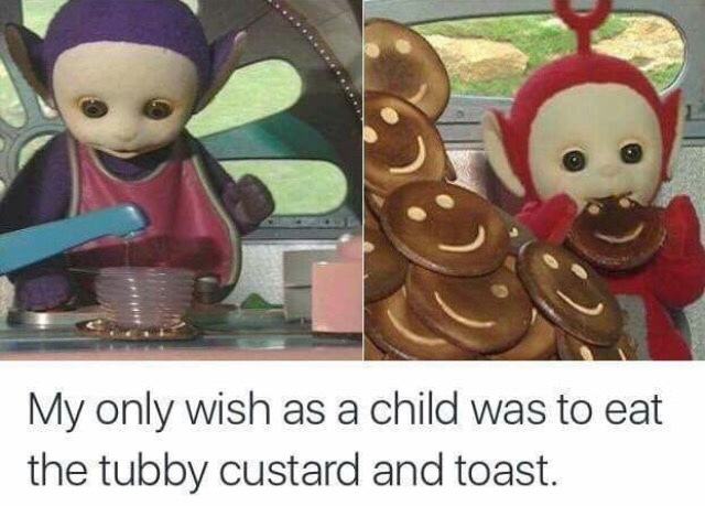 Who is your favorite Teletubby? - meme