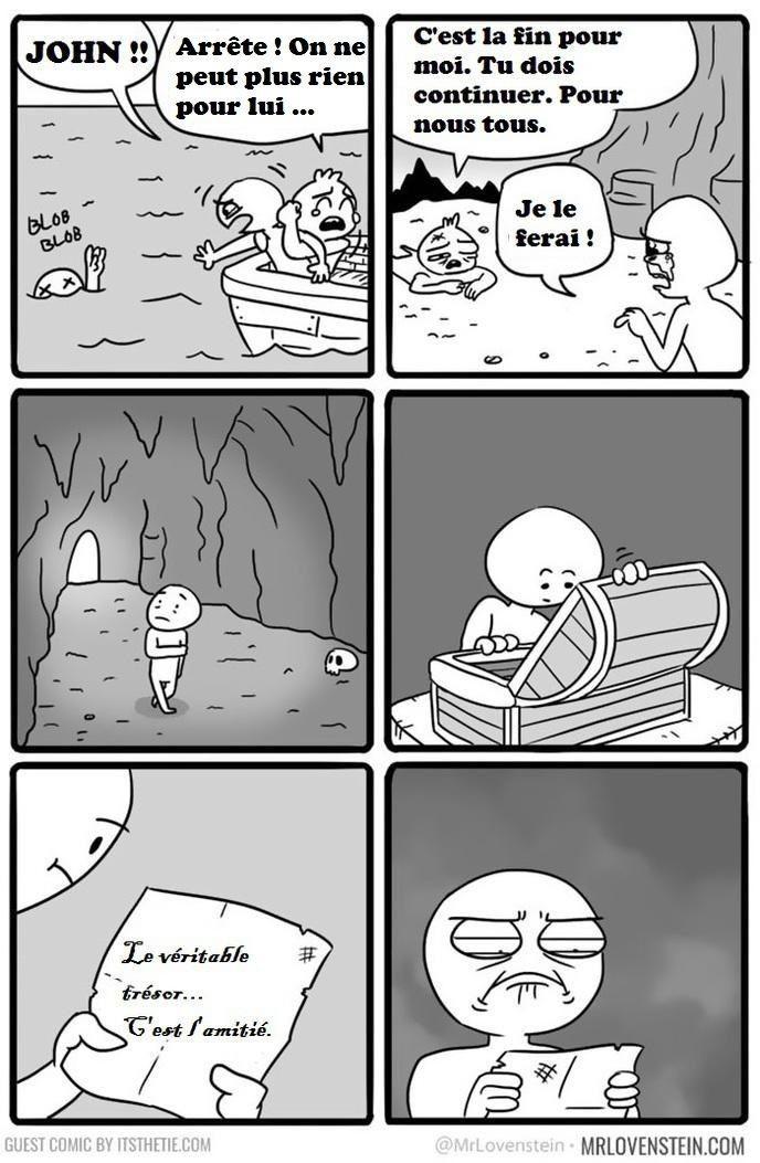 Dommage - meme